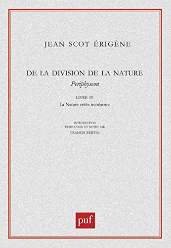 9782130504979 De La Division De La Nature Periphyseon
