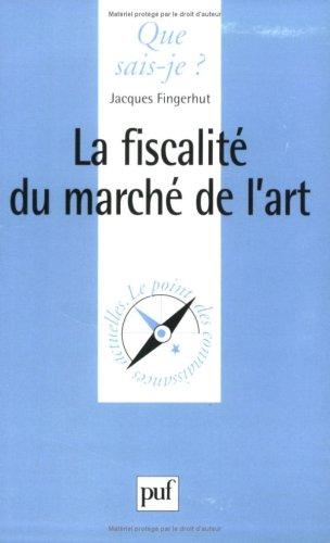9782130505594: La Fiscalité du marché de l'art