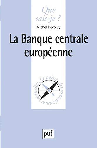 9782130506218: La Banque Centrale Européenne