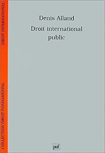 9782130507338: Droit international public