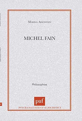 9782130507628: Michel Fain