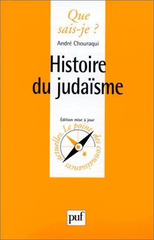 9782130508205: Histoire du judaisme