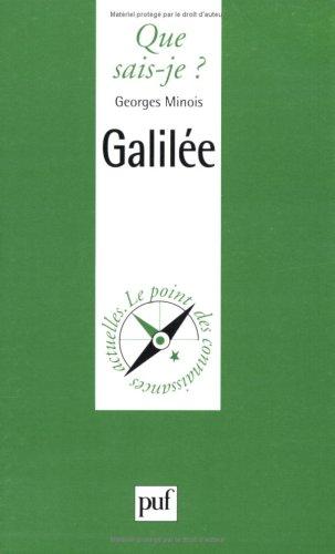 9782130509196: Galilée (Que sais-je ?)