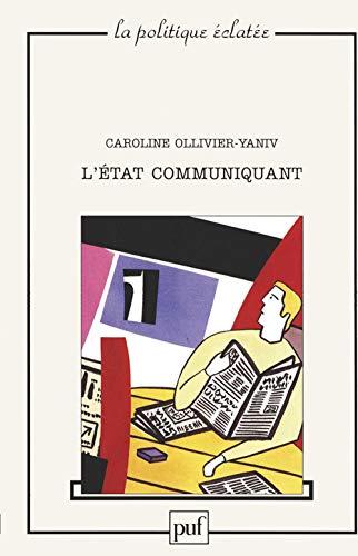 9782130509523: L'etat communiquant