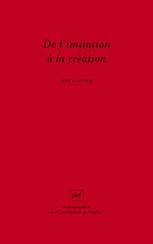 De l'imitation à la création : les activités artistiques dans le ...