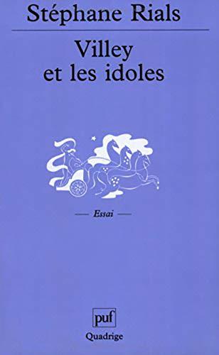 9782130509684: Villey et les Idoles : Petite introduction à la lecture de Michel Villey