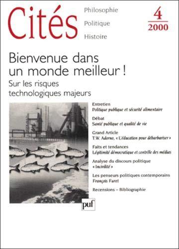 Revue Cités, no 04: Collectif