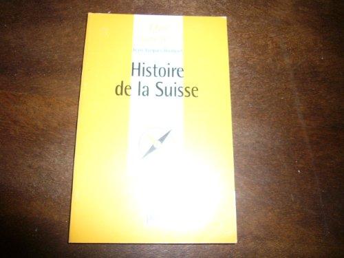 9782130511328: Histoire de la Suisse
