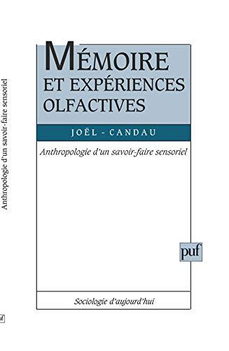 9782130511403: Mémoire et expériences olfactives