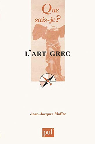 9782130513926: L'Art grec