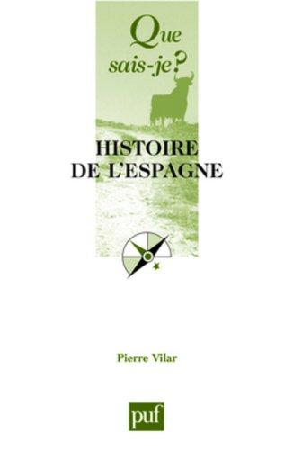 9782130515852: Histoire de l'Espagne