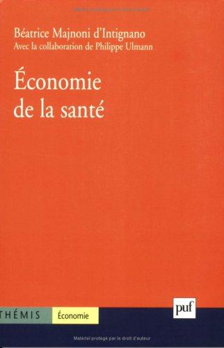 9782130515975: Economie de la sant�