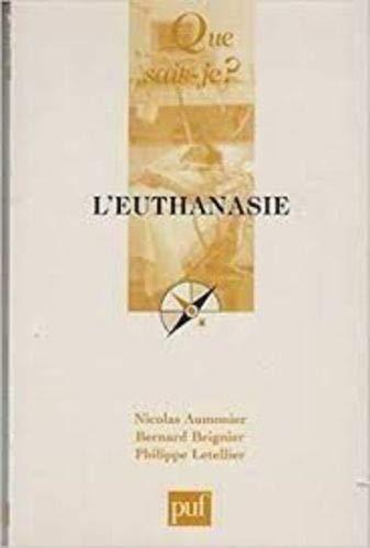 9782130516361: L'Euthanasie