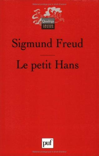 9782130516873: Le petit Hans