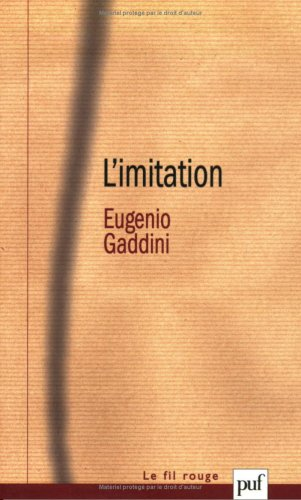 L'IMITATION: GADDINI, EUGENIO