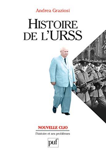 Histoire de {l'URSS}: Andrea Graziosi