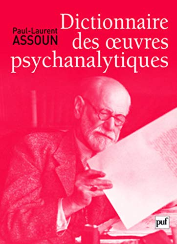 9782130518280: Dictionnaire des oeuvres psychanalytiques