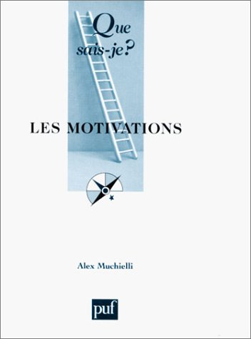 9782130519256: Les Motivations