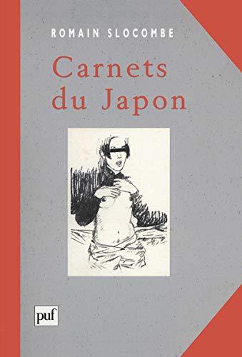 Carnets du Japon Slocombe, Romain