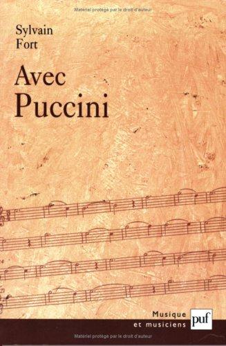 9782130520160: Avec Puccini