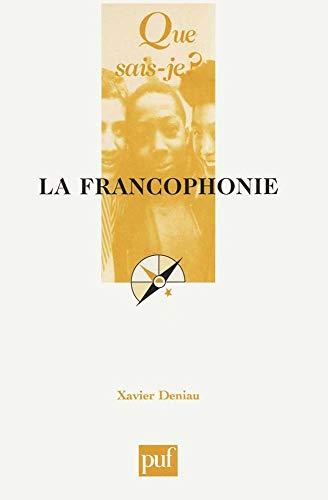 9782130521587: La francophonie