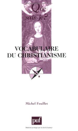 9782130521846: Vocabulaire du christianisme