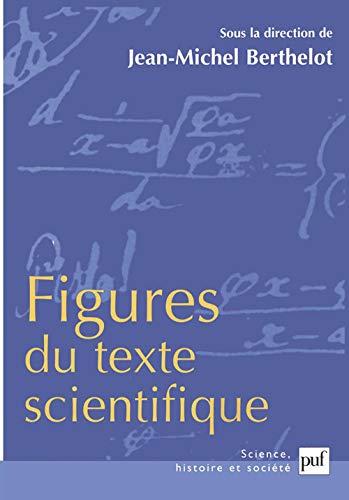 9782130522348: Figures du texte scientifique