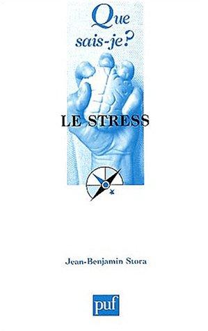 9782130523406: Le stress