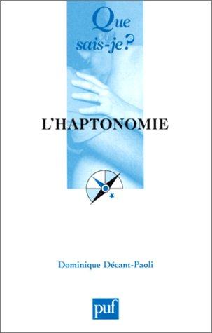 9782130525431: L'Haptonomie