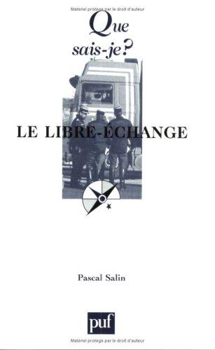 9782130527503: Le Libre-échange