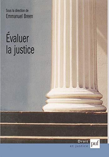 9782130528050: Evaluer la justice
