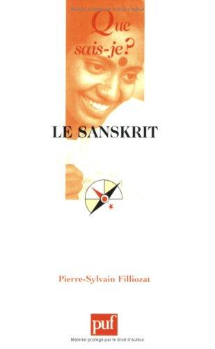 9782130528302: Le Sanskrit