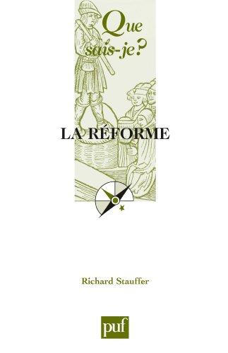 9782130531135: La Réforme, 1517-1564