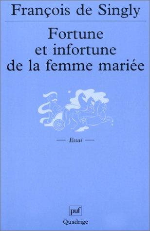 9782130531210: Fortune et infortune de la femme mari�e