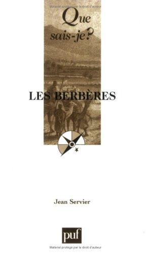 9782130531708: Les berberes (4e ed) qsj 718 (QUE SAIS-JE ?)