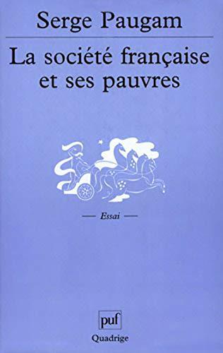 9782130531739: La Société française et ses pauvres