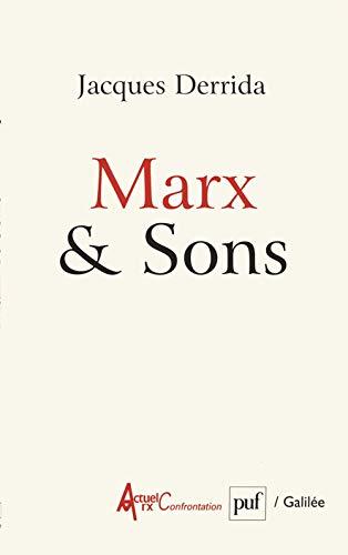 9782130531869: Marx & Sons