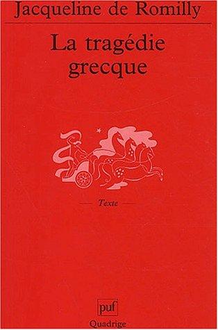 9782130532590: La tragédie grecque, 7éme édition