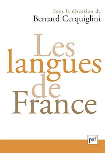9782130532859: Les Langues de France