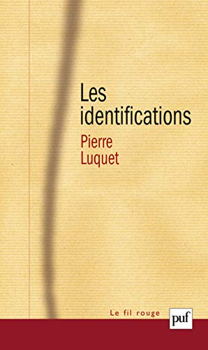 9782130533191: Les Identifications