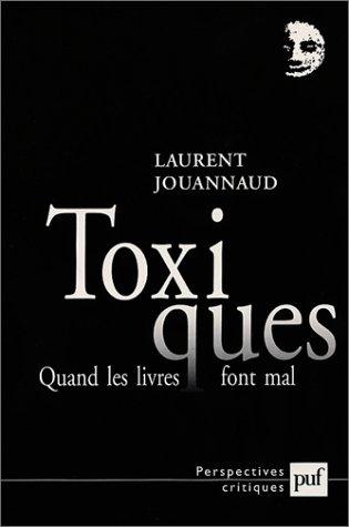 9782130533665: Toxiques : Quand les livres font mal