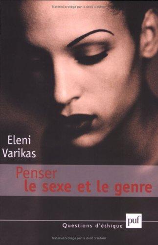 Penser le sexe et le genre: Varikas, Eleni