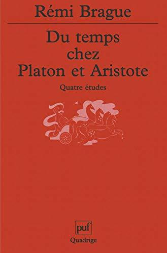 9782130535584: Du temps chez Platon et Aristote