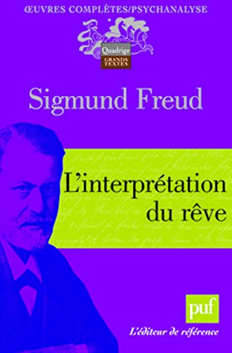 L'interprétation du rêve (9782130536284) by [???]