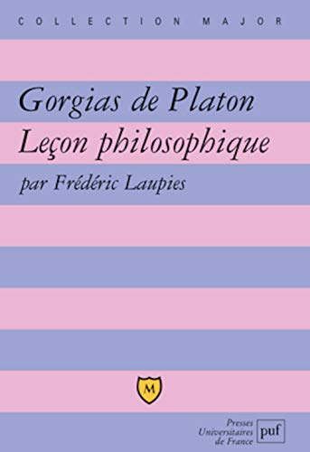 9782130537861: Gorgias de Platon : Le�on philosophique