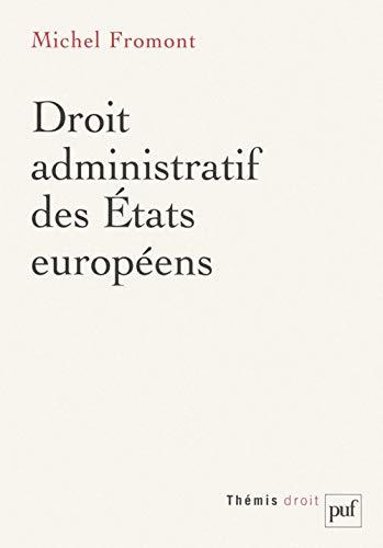9782130538257: Droit administratif des Etats européens