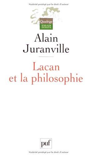 9782130539438: Lacan Et La Philosophie