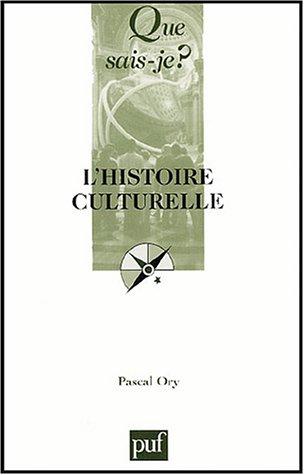 9782130540632: L'histoire culturelle