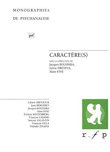 Caractère(s): Bouhsira, Jacques