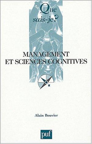 9782130542551: Management et sciences cognitives